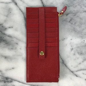 Lodis Kate Leather Card Stacker